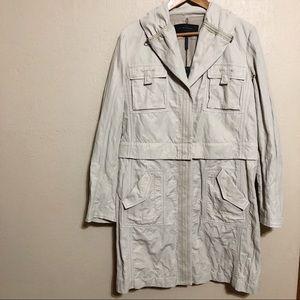 Elie Tahari Hanaa Versatile Anorak Jacket